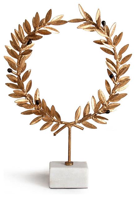 Kotinos Wreath on Stand
