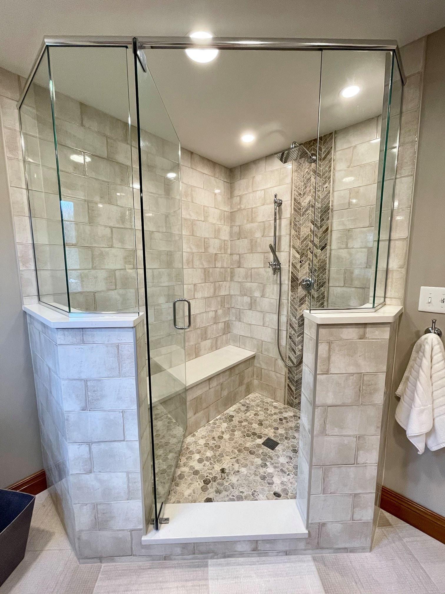Hawthorne Master Bath Remodel