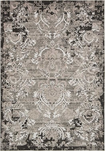 7&x27;x10&x27;transitional Light Gray Area Rug.