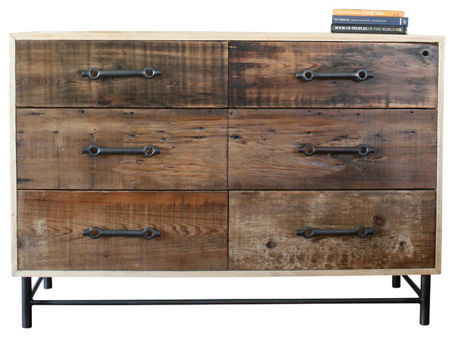 Completely new Franklin Dresser - Industrial - Dressers - by Doorman Designs XX84