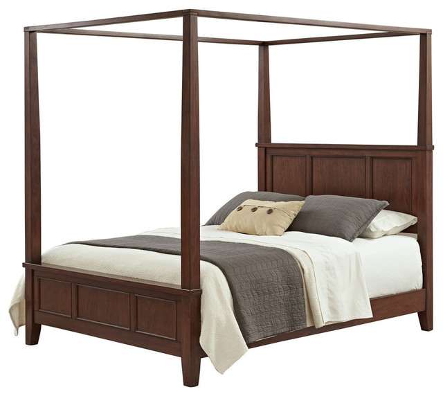 Chesapeake Canopy Bed - Transitional - Canopy Beds - by Home ...
