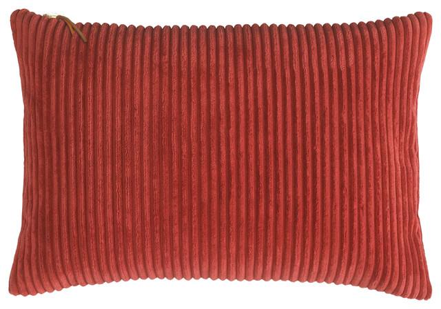 Breckenridge Pillow, Salsa, 14x20