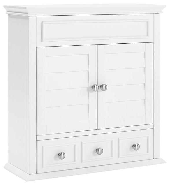 Lydia Wall Cabinet - Transitional - Bathroom Cabinets And Shelves ...