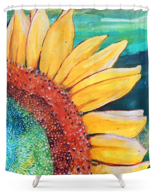 Sunflowers Shower Curtain