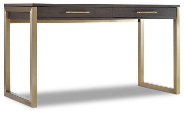 Hooker Furniture Curata Tall Left/right/freestanding Desk, Midnight.