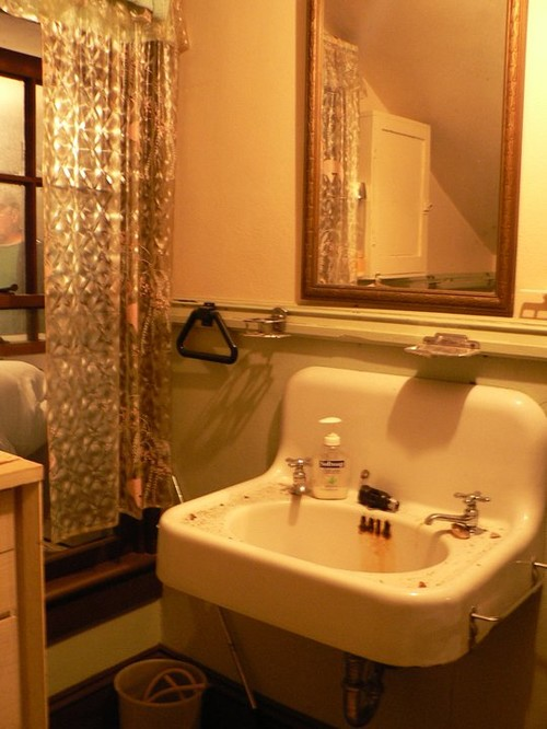Small Bathroom Renovation In 1920 S Craftsman Style House