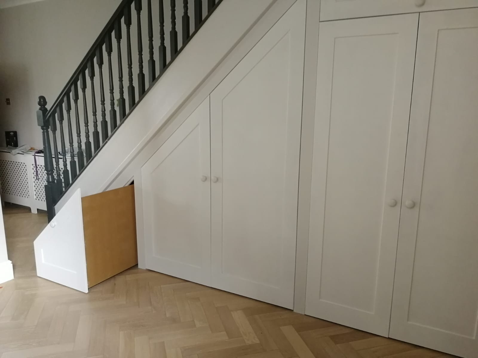 Under stair Cupboards - (Bitterne, Southampton)