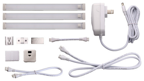"12"" Under Cabinet Lighting Kit, Natural Daylight - Contemporary - Undercabinet Lighting - by ..."