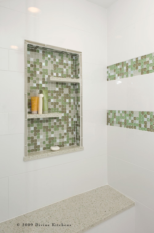 Bathroom Tile Quarter Round is that quarter round edge tile that border the niche?