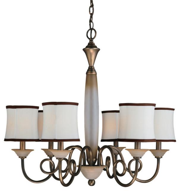 Woodbridge Lighting Mayfield Chandelier