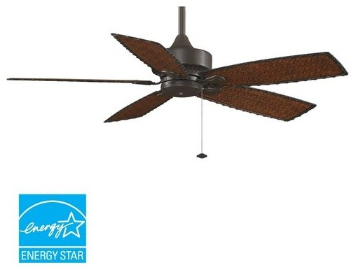 Cancun Indoor Ceiling Fan Beach Style Ceiling Fans By Lighting New York