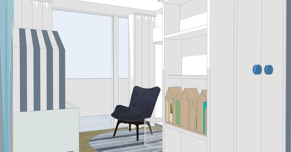 Visualisierung Babyzimmer Bild XI