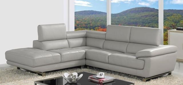 Modern Leather Corner Sofa Best 2017