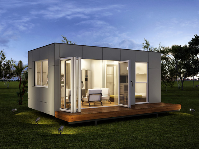 Rennes One Bedroom Granny Flats Modular Home