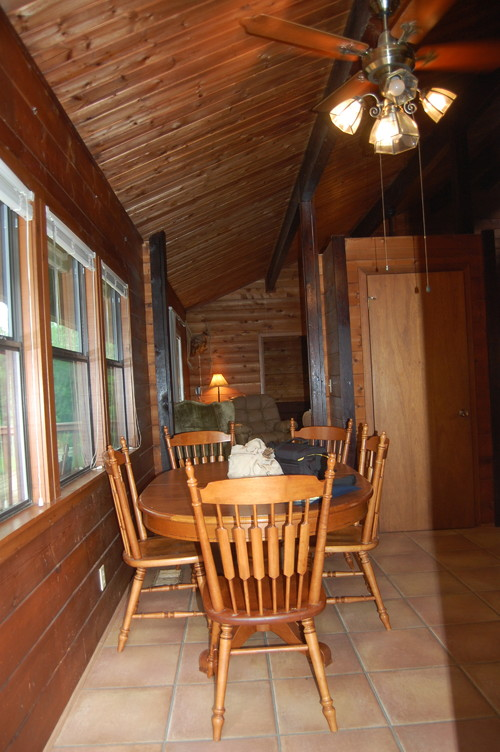 Need flooring ideas for lake cabin with cedar walls and for Home design 101