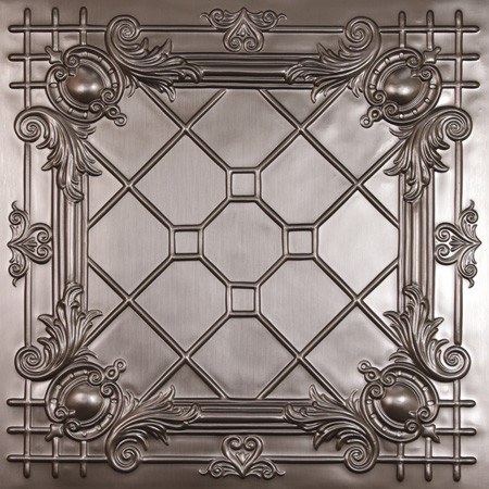 Can These Bently Faux Tin Ceiling Tiles Tiles Be Used Behind A Stove