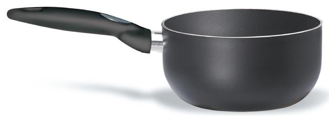 "Platino Bio-Ceramix Nonstick Sauce Pan, 1 Handle, 7 3/4""."