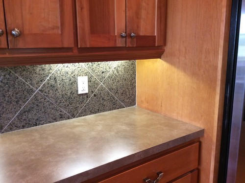 what kind of countertop do i have 2 different types of countertops in kitchen 205