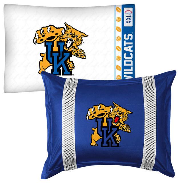 Store51 Llc Kentucky Wildcats Pillow Sham Pillowcase