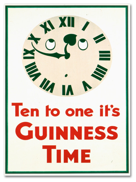 design a house guinness brewery guinness time iii canvas 29918