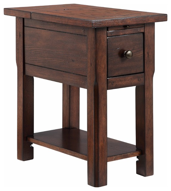 stein world stonebridge 2 2 1 amp usb ports accent table view in your room houzz. Black Bedroom Furniture Sets. Home Design Ideas