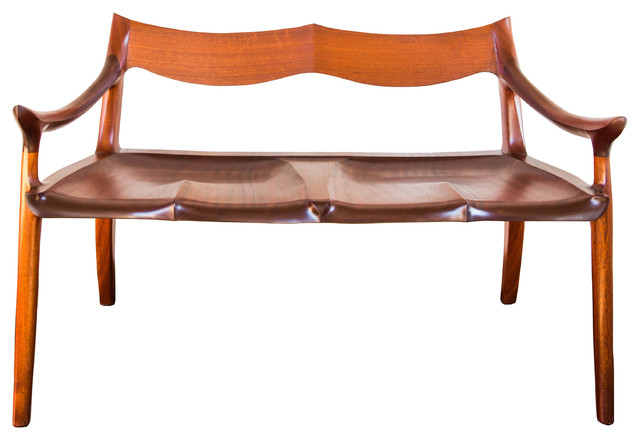 Maloof Settee Reproduction