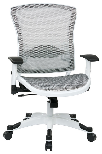 Oliver Office Chair, White.