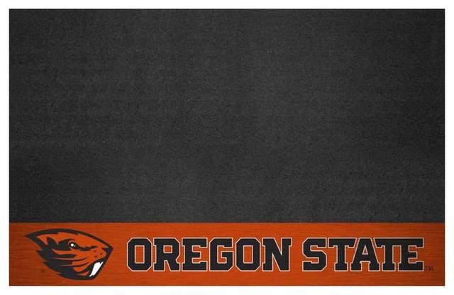 Oregon State Beavers Bbq Grill Mat.