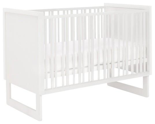 Nurseryworks Loom Crib in Snow Frame