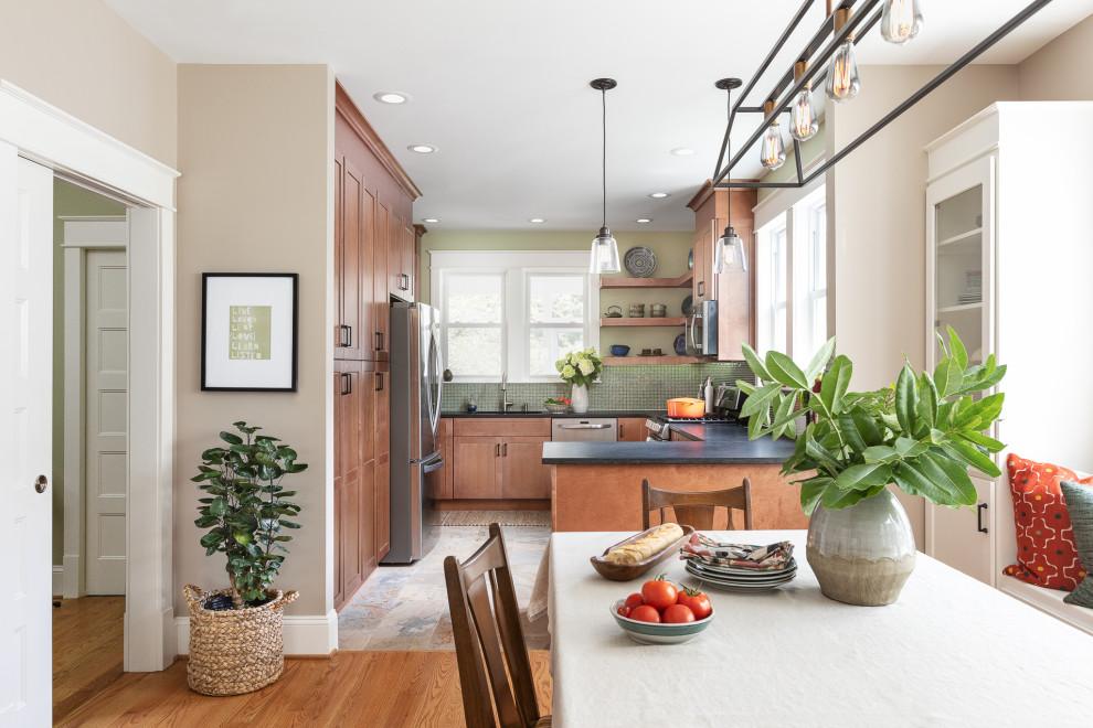 Home design - craftsman home design idea in DC Metro
