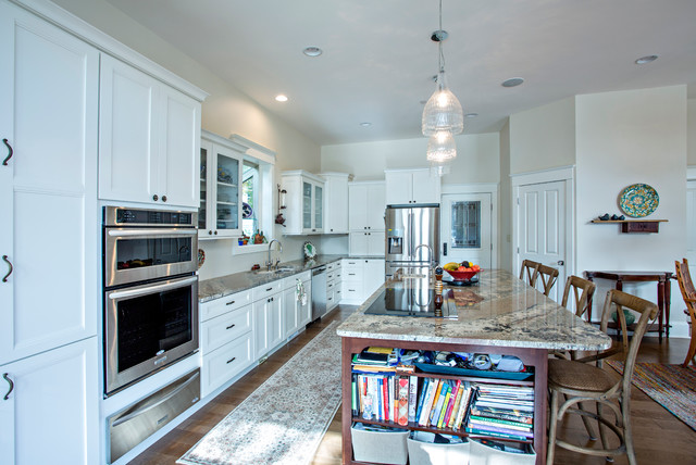 39 A View Of The Lake 39 Lake Ogleton Annapolis Md Transitional Kitchen Baltimore By