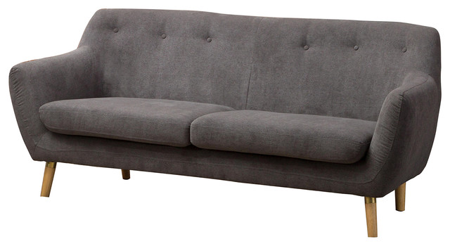 Midcentury Upholstered Sofa