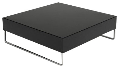 black modern coffee table Park Square Coffee Table   Modern   Coffee Tables   by Modern  black modern coffee table
