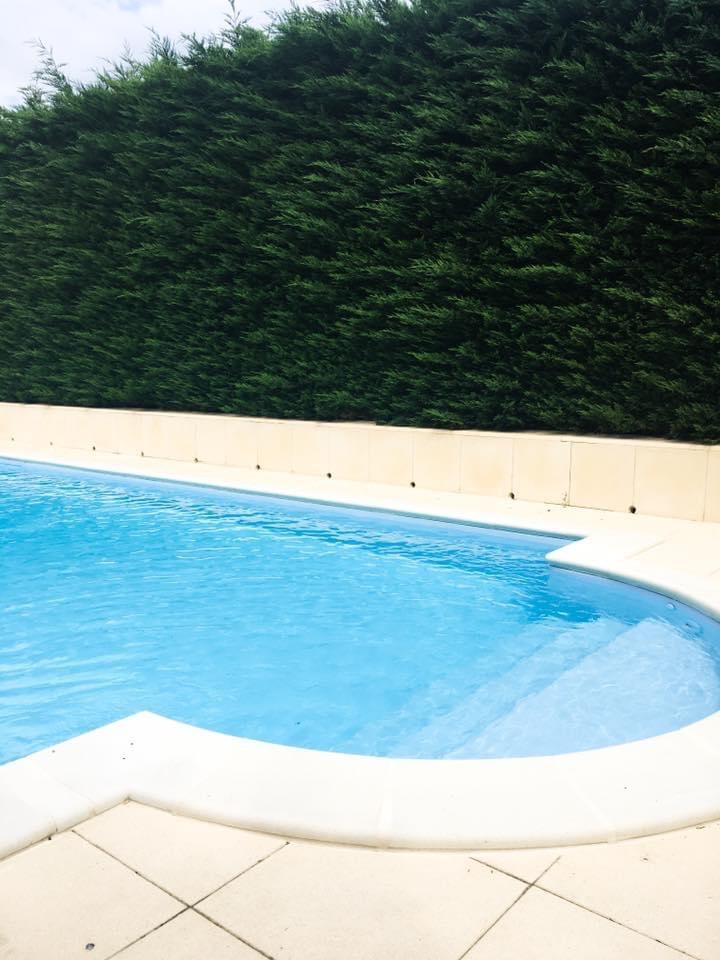 Avant/Après piscine Marolles