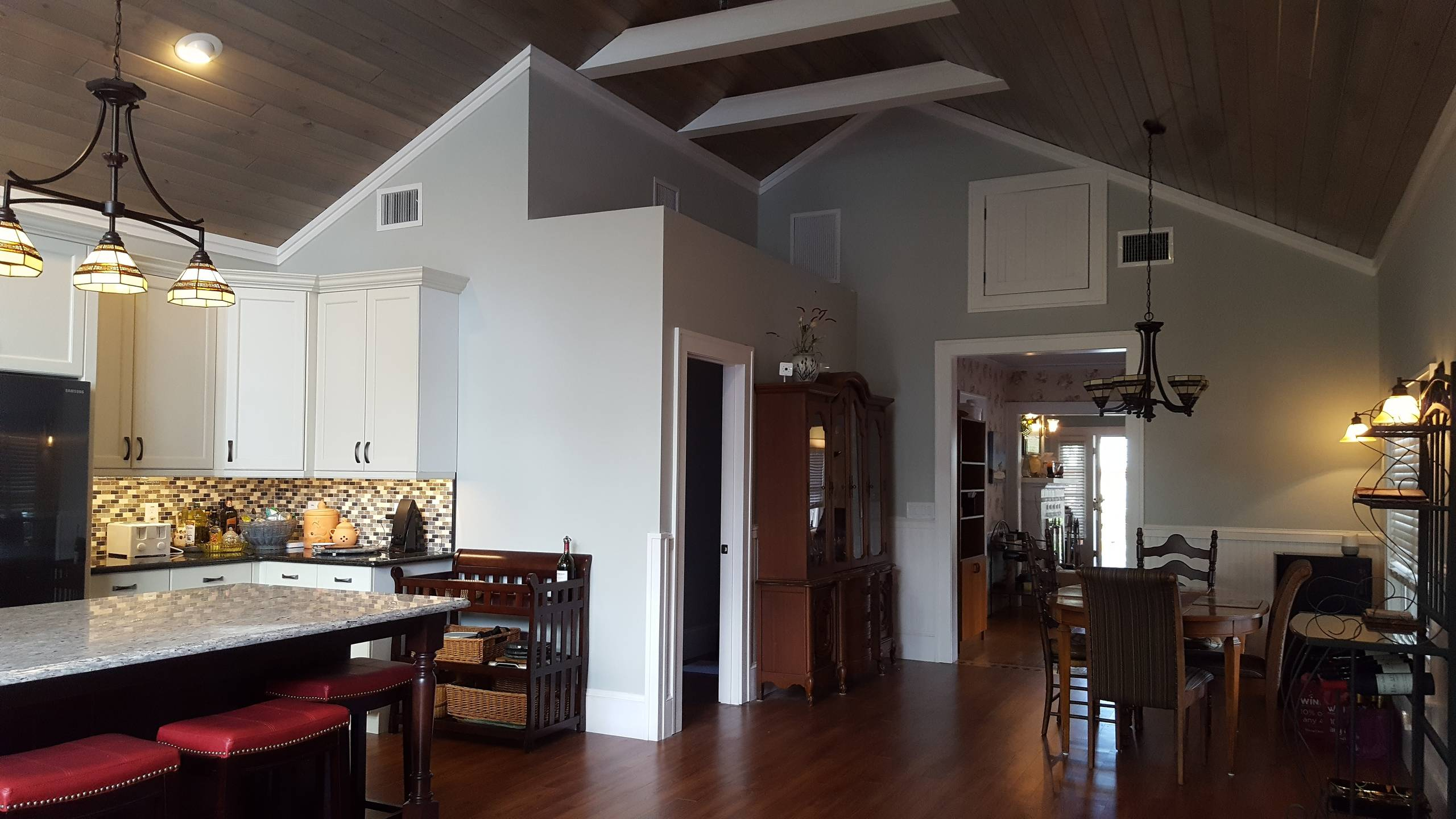 Historical Craftsman Renovation and Addition