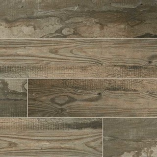 Matte Porcelain Tile Salvage Musk Rustic Wall And