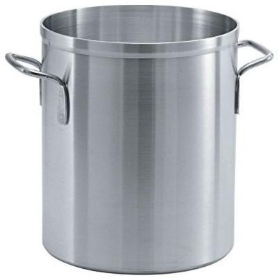 Vollrath, 67520 20 Qt. Wear-Ever Aluminum Stock Pot.