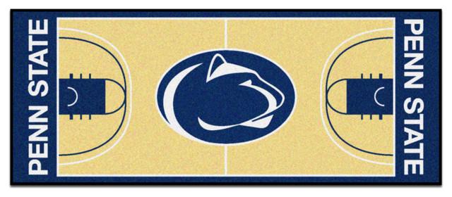 Fanmats Penn State Nittany Lions Basketball Court Runner
