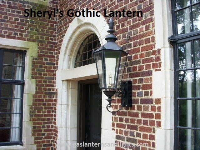 Sheryl's Gothic Gas Lanterns