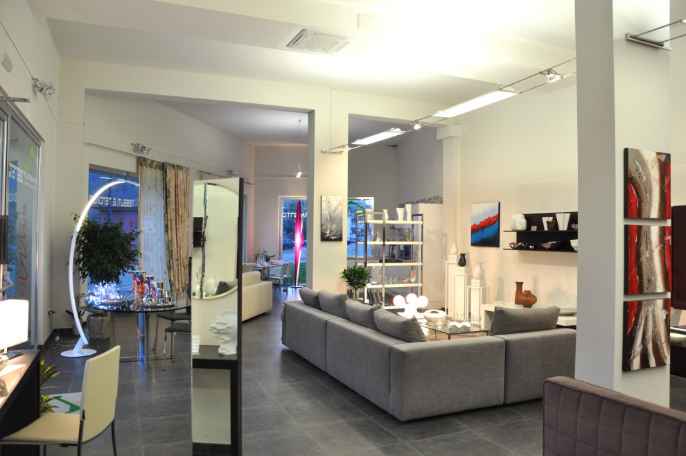 SHOWROOM D'INTERNI