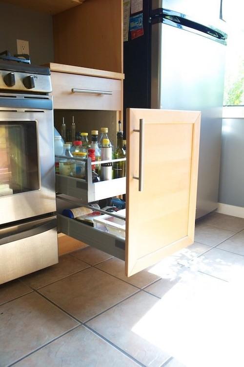 Kitchen Design Drawers Vs Cabinets ikea drawers vs rev a shelf