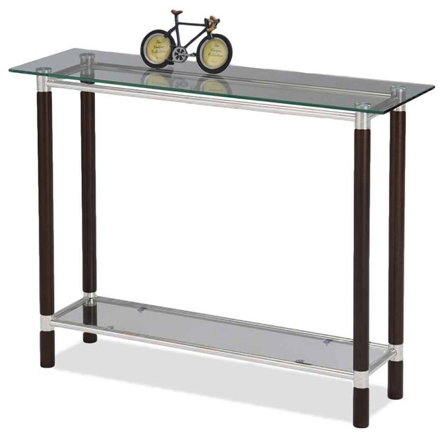 Modern sofa table contemporary console tables by for 10 spring street console table