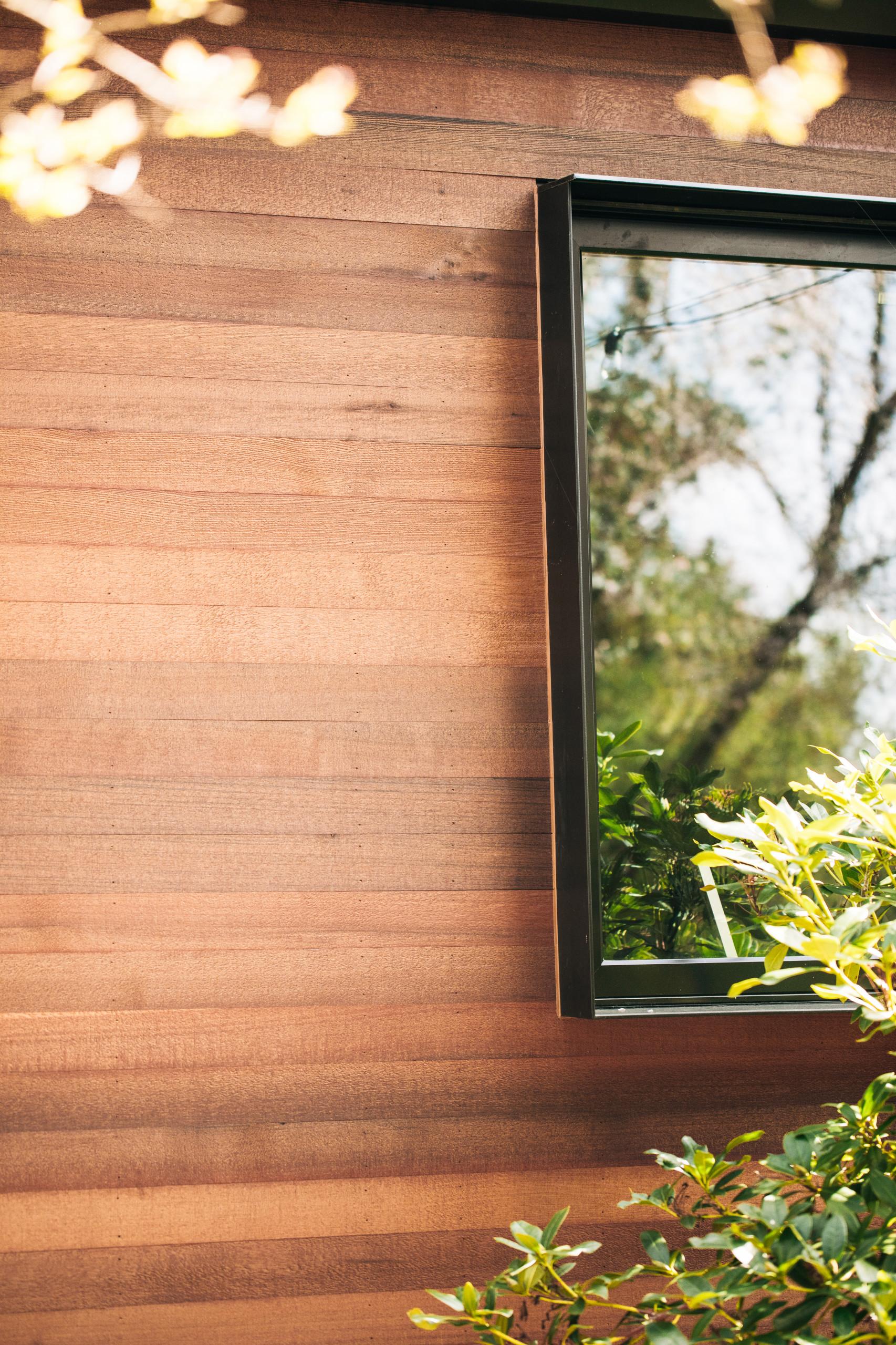 Modern Trim and Windows