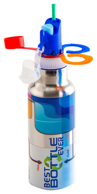 Best Bottle Ever™ Sports Water Steel Insulated