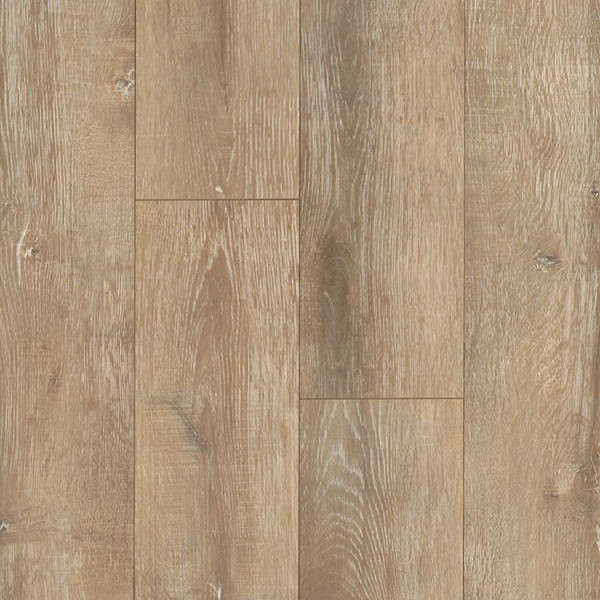Armstrong Rustics Oak Etched Tan 12 Mm Laminate 15 11 Sq Ft