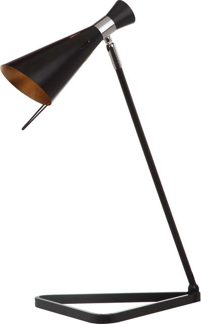 Padric Table Lamp, Black.
