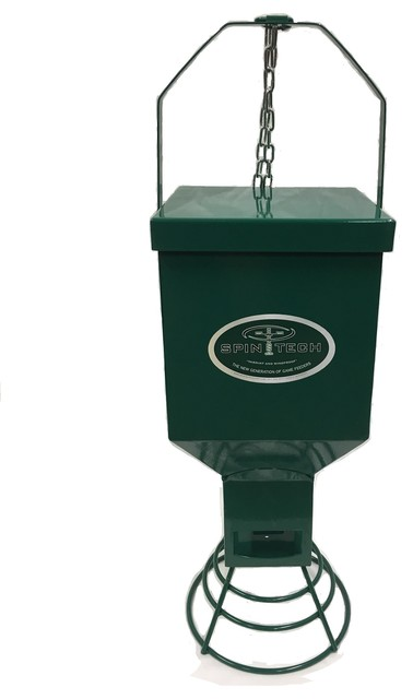 Bird Feeder Green