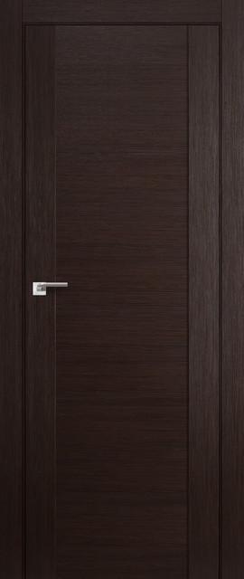 Milano-20x Wenge Melinga Interior Door, 24x80, Door Slab Only.