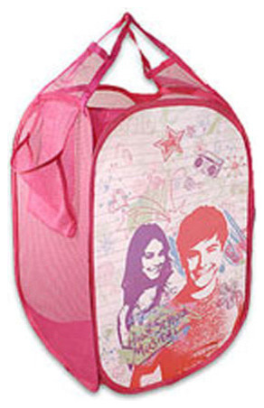 High School Musical Disney Hsm Hamper-Storage Basket.