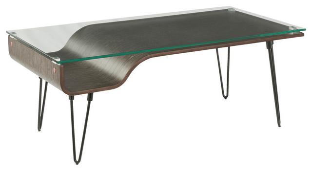 Admirable Avery Mid Century Modern Coffee Table Ct Avery Dgy Dark Gray Machost Co Dining Chair Design Ideas Machostcouk